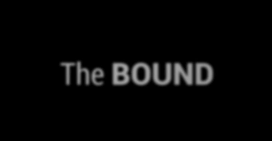 "Presentazione del film ""The Bound"""