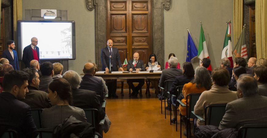 Riaperto in Umbria il Consolato onorario del Messico