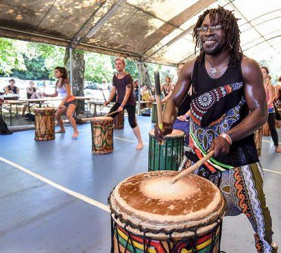 Bifalo e Danza Africana: il beat di Perugia