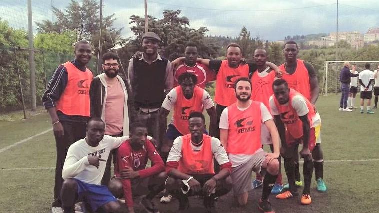 """Cidis Football Club partecipa al progetto """"Insieme per il calcio"""""""