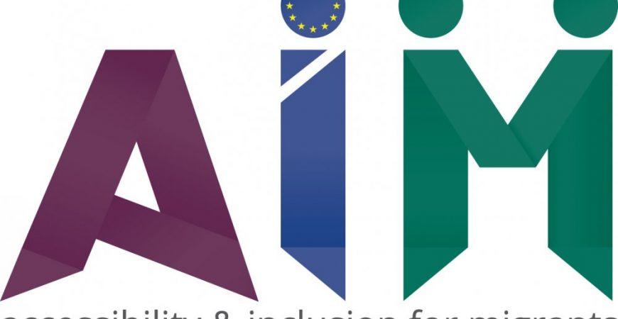 Il progetto AIM – Accessibility & inclusion of migrants