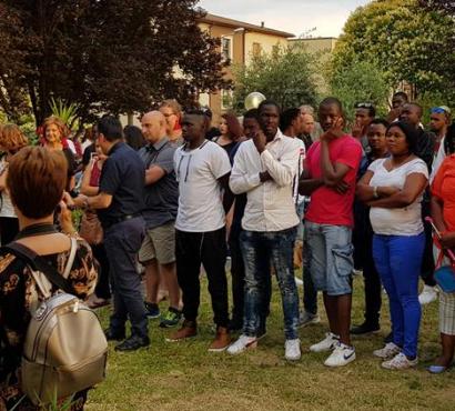 Caritas di Terni: la Giornata del Rifugiato