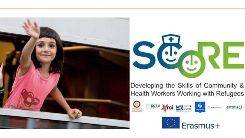 Il progetto S.CO.RE – Competenze per lavorare con i rifugiati