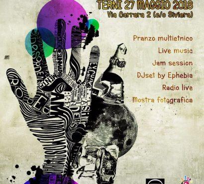 Un successo la Giornata Multietnica Universitaria a Terni
