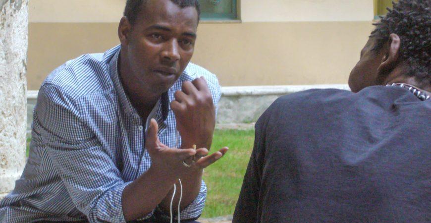 """""""Choucha. Une insondable indifférence"""": Il campo profughi dimenticato"""