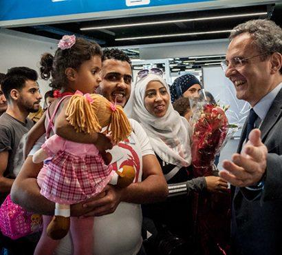 I corridoi umanitari, scelta vincente della Comunità di Sant'Egidio in Umbria