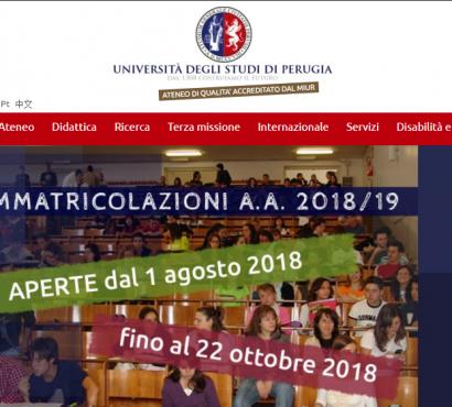 Bando di concorso riservato a studenti universitari italiani o stranieri di seconda generazione per l'assegnazione 4 posti letto a condizioni economiche agevolate per l'a.a. 2018-2019