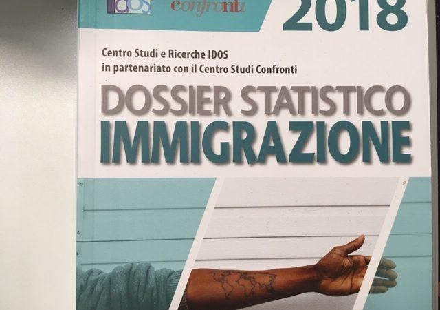 Dossier Statistico Immigrazione 2018: i numeri in Umbria