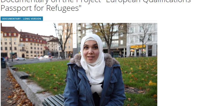 Ora le qualifiche dei rifugiati hanno un passaporto europeo