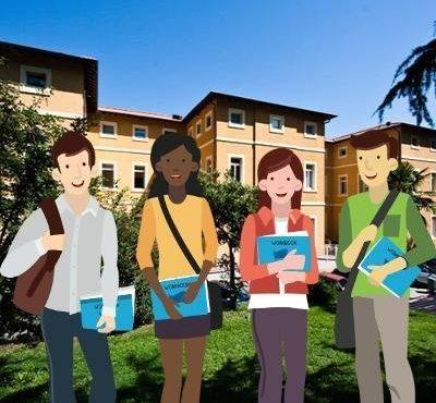 I rappresentanti degli studenti dell'UNISTRA di Perugia si raccontano