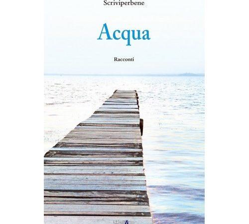 'Acqua': l'oro blu diventa libro