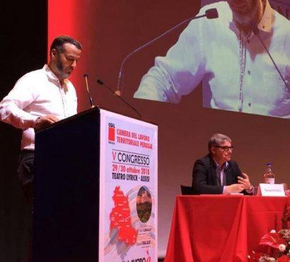 Hedi da Bizerte a Gualdo Tadino, ora difende i diritti dei lavoratori in Umbria