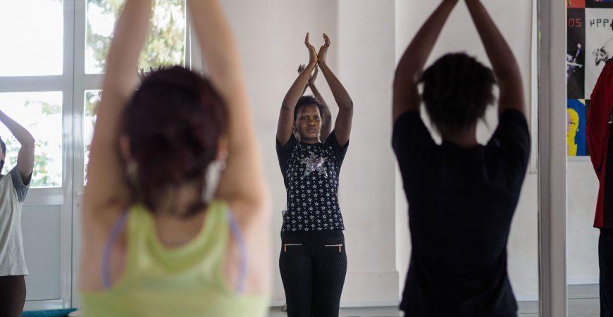 """""""Made in Woman"""": l'integrazione attraverso danza e arte terapia"""