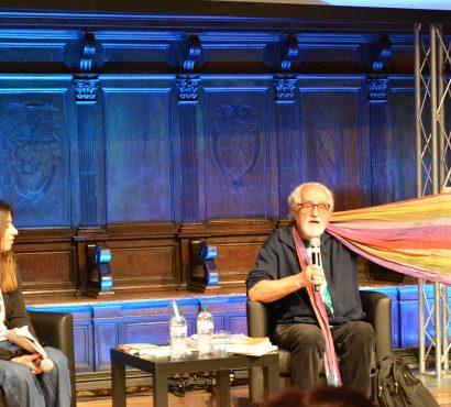Contro il nuovo razzismo con padre Zanotelli – #IJF19