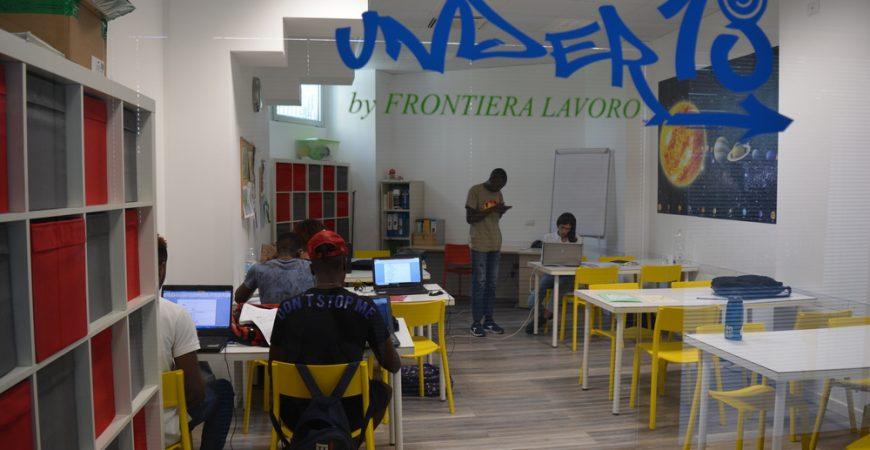 I ragazzi degli SPRAR, Frontiera Lavoro e LIFE: formazione e strumenti per prepararsi al mondo del lavoro