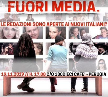 FUORI MEDIA, una tavola rotonda su seconde generazioni e giornalismo