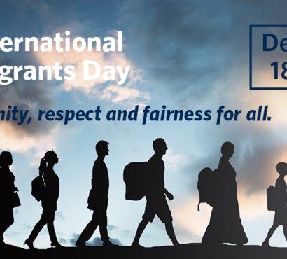 """""""Un mondo in movimento"""": il 18 dicembre è la Giornata internazionale per i diritti dei migranti"""