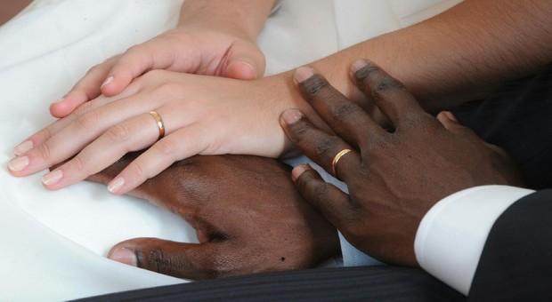 L'Umbria dei matrimoni misti