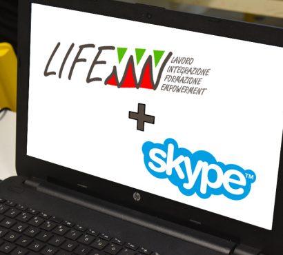 L'orientamento al lavoro è online con il Progetto LIFE!