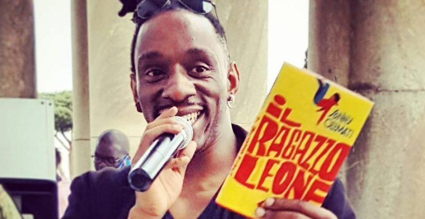 """""""Il Ragazzo Leone"""" di Sonny Olumati: per diventare grandi e donare una luce ai bambini del Kenya"""