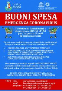BUONI-SPESA-CORONAVIRUS assisi