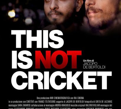 """This is not cricket"", una storia di amicizia e integrazione (e sport)"