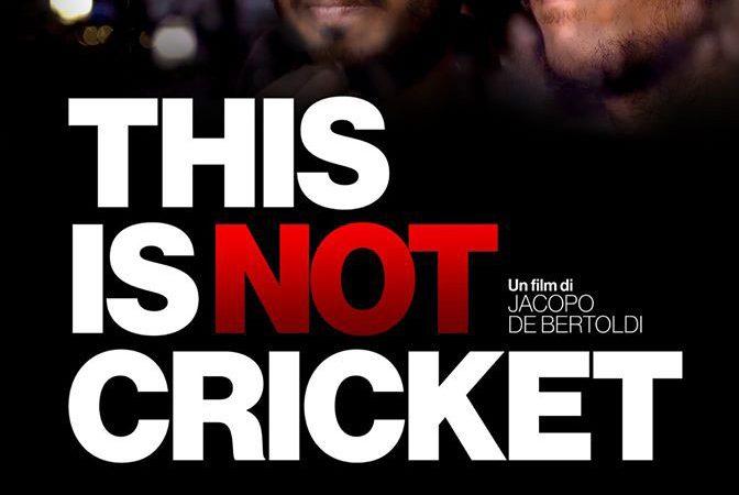 """""""This is not cricket"""", una storia di amicizia e integrazione (e sport)"""