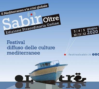 Sabir, il festival diffuso (online) delle culture mediterranee | 3-4-5, 10-11-12 giugno