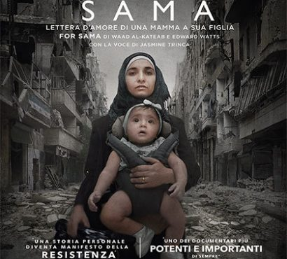 """""""Alla mia piccola Sama"""", una videolettera per raccontare la guerra e libertà"""