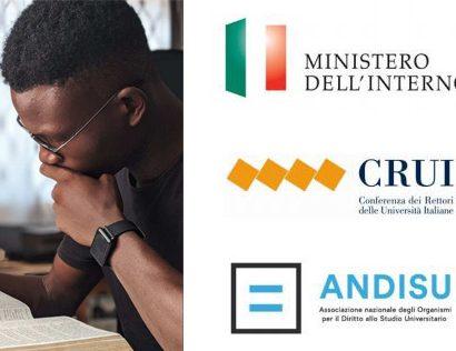 Le borse di studio 2020 per gli studenti universitari con protezione internazionale