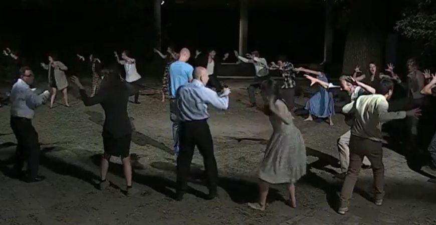 Teatro Rifugio un film di Gabriele Anastasio con Danilo Cremonte, aiuto-regia Stefano Ceccarelli