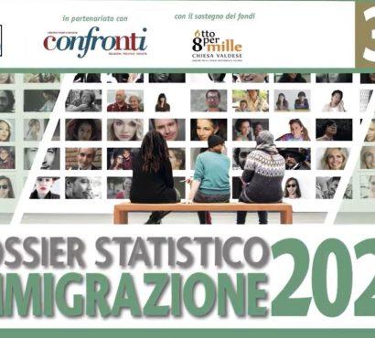 Dossier Statistico Immigrazione IDOS, il 28 ottobre la presentazione dell'edizione 2020
