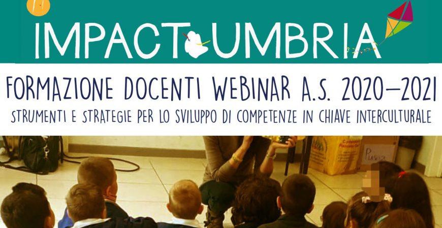 webinar scuola impact