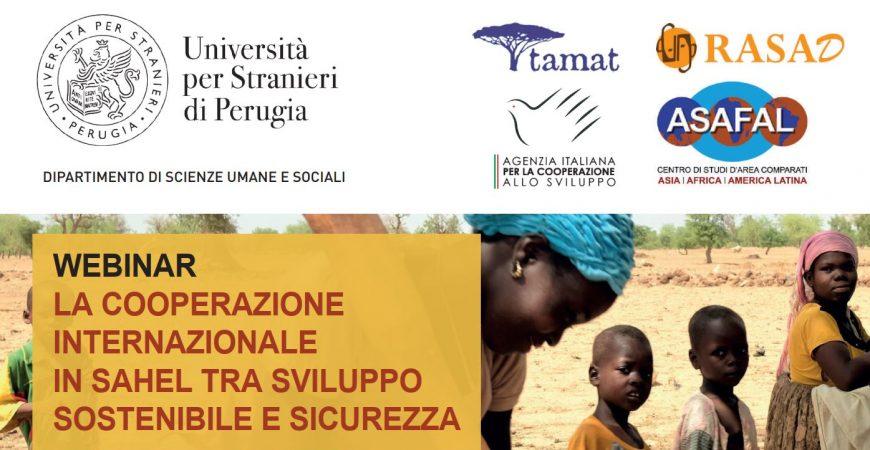 L'Università racconta la cooperazione internazionale italiana in Africa e la partecipazione delle Ong umbre
