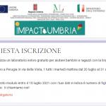 Impara l'italiano con i laboratori estivi di IMPACT!